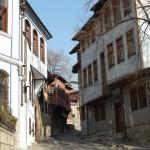 Plovdiv Altstadt Copyright Conti-Reisen