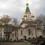 Sofia Russische Kirche Copyright Conti-Reisen
