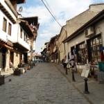 Veliko Tarnovo Altstadtstrasse Copyright Conti-Reisen