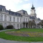 Keszthely Schloss Copyright Conti-Reisen