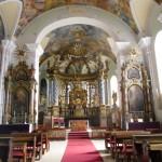 Suemeg Franziskanerkirche innen Copyright Conti-Reisen