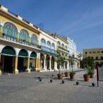 Havanna Plaza Vieja Copyright Conti-Reisen