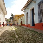Trinidad Straße Copyright Conti-Reisen
