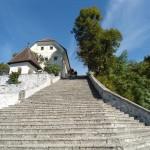 Bled 99 Stufen zur Inselkirche Copyright Conti-Reisen