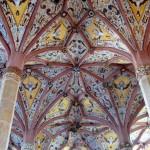 Crngrop Wallfahrtskirche Gewölbe Copyright Conti-Reisen