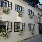 Radovljica Haus in der Altstadt Copyright Conti-Reisen