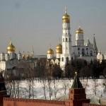 Kreml mit Kathedralen Copyright Günther Krumpen
