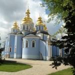 Kiew Michaelskloster Copyright Conti-Reisen