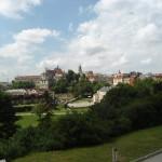 Lublin Blick zum Schloss Copyright Conti-Reisen