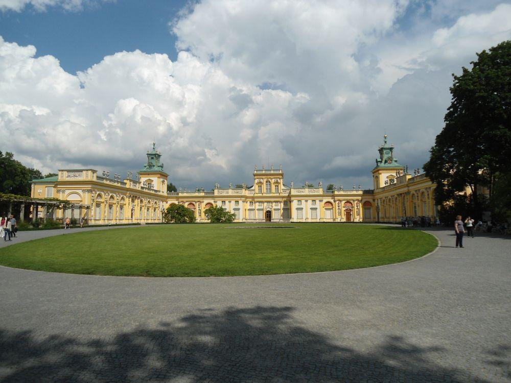 Warschau-Schloss-Wilanow