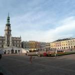 Zamosc Rathaus Copyright Conti-Reisen