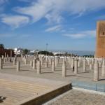 Hassanturm II Rabat Copyright Conti-Reisen