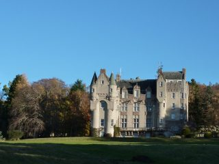 Kincardine Castle Copyright Conti-Reisen