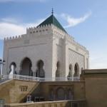 Mausoleum Mohamed V. Rabat Copyright Conti-Reisen