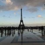 Blick vom Palais de Chaillot Copyright by Conti-Reisen