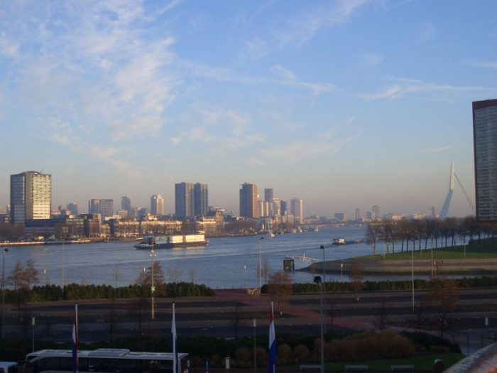 Skyline von Rotterdam Copyright by Conti-Reisen