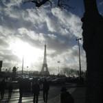 Ferner Blick zum Eiffelturm Copyright by Conti-Reisen