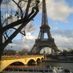 Seine, Brücke, Eiffelturm Copyright by Conti-Reisen