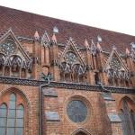 Cammin - Kathedrale St. Johannes-Südfassade Copyright by Conti-Reisen