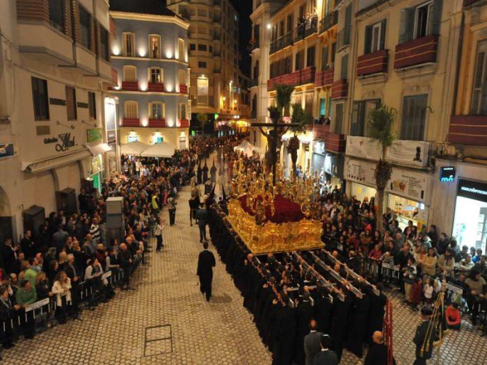 Semana Santa © Áreade Turismo. Ayto de Málaga