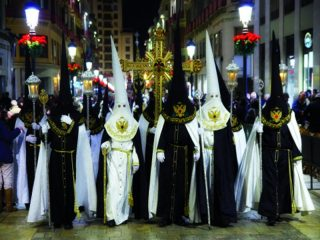 Prozession Semana Santa ©Área de Turismo. Ayto de Málaga