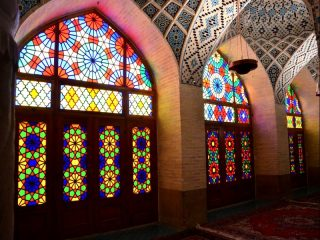 Shiraz, Nasir al-Molk Moschee (auch Rosenmoschee) (c) Conti-Reisen