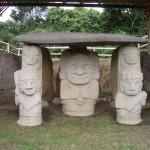 Kolumbien - San Agustin CCBY Conti-Reisen