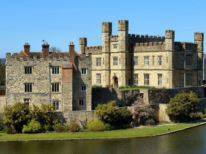 Leeds Castle CCBYSA Airwolfhound-at-flickr