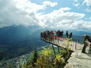 Berner Oberland: Interlaken Harder Kulm (C) Conti-Reisen