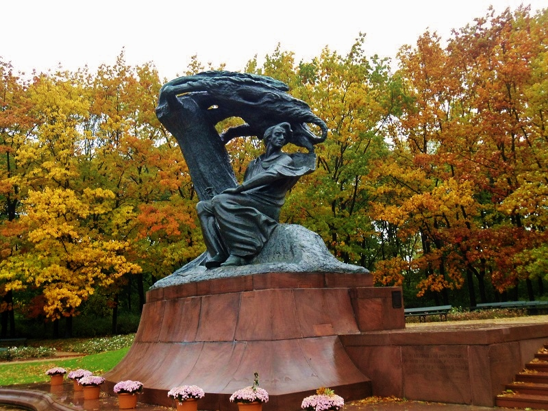 Conti Reisen Auf Den Spuren Von Frederic Chopin In Warschau