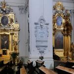 Chopins Herz in der Heilig-Kreuz-Kirche in Warschau (C) W.Z. Panow