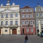 Marktplatz in Posen (C) Conti-Reisen
