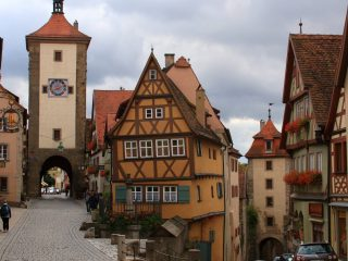 Hohenlohe: Rothenburg CCBY Alaskan Dude-at-flickr