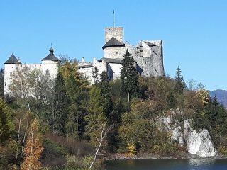 Burg-Dunajec © Günther Krumpen