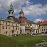 Krakau-Wawel-mit-Dom-und-Königsschloss © Günther Krumpen