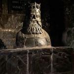 Wieliczka-Salzskulptur © Günther Krumpen
