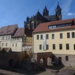 Ansicht Domviertel vom Fürstenwall (C) Conti-Reisen