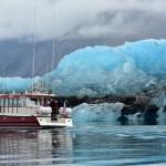 Grönland - Küste - Schiff (C) Dr. Martin Wein