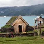 Grönland - Holzhaus (C) Dr. Martin Wein