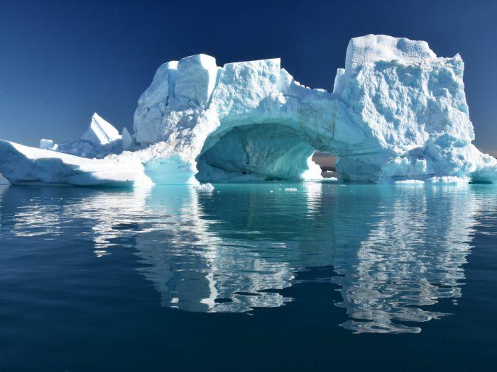 Grönland - Eisberg  (C) Dr. Martin Wein