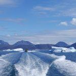 Grönland: Bootstour