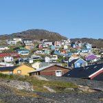 Grönland: Dorf Narsaq
