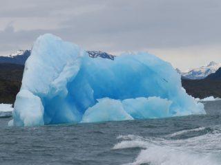 Grönland: Eisberg