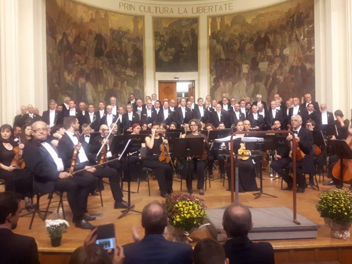 KMGV Konzert in Klausenburg