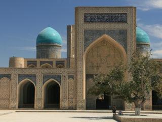 Usbekistan Samarkand (C) Conti-Reisen
