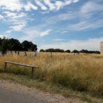 Wachendorf - Auf dem Rückweg zum Bus