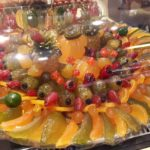 Lyon kandierte Früchte in der Markthalle (C) Conti-Reisen
