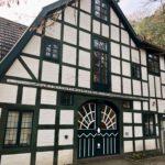 Eingang Heinrich Vogelers Barkenhoff