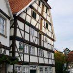 Historisches Fachwerkhaus in Soest