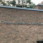 Große Kunstschau Worpswede